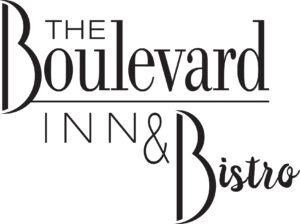 Boulevard & Bistro Combined logo 2016-BLACK